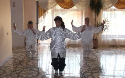 Tai-chi – meditácia v pohybe